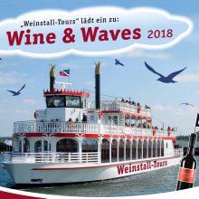 18. August 2018<br /><span>Wine &#038; Waves 2018</span>